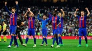 Review Jornada ke-33 La Liga: Barcelona Kudeta Real Madrid