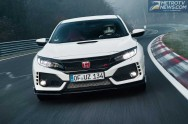 All New Civic Type R Cetak Rekor Tercepat di Nurburgring