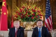Trump and Xi in