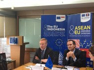 EU, ASEAN to Improve Interregional Cooperation