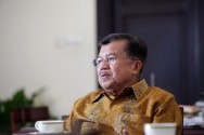 VP Kalla Questions Upcoming Anti-Ahok Rally