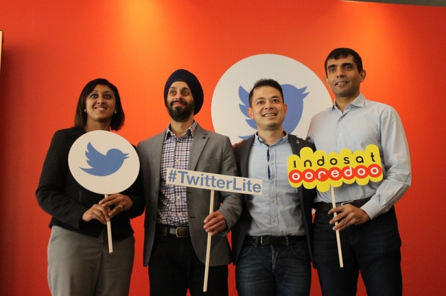 Twitter Lite Launched in Indonesia
