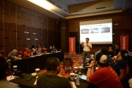 Workshop Intelligent Mobility Nissan Berlanjut di Madiun