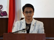 FM Retno to Meet US Counterpart in Washington