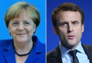 With Macron Win Secured, France and Germany Look to EU Future