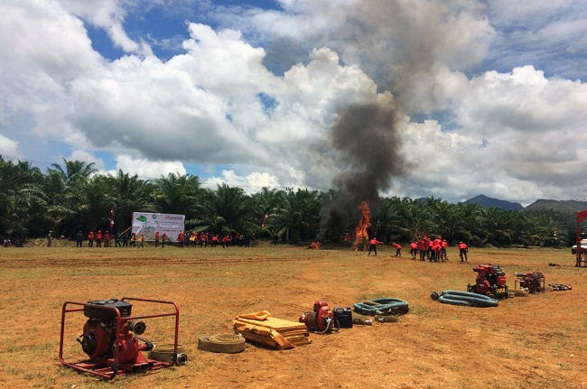 West Kalimantan Officiates 147 Fire-Alert Villages