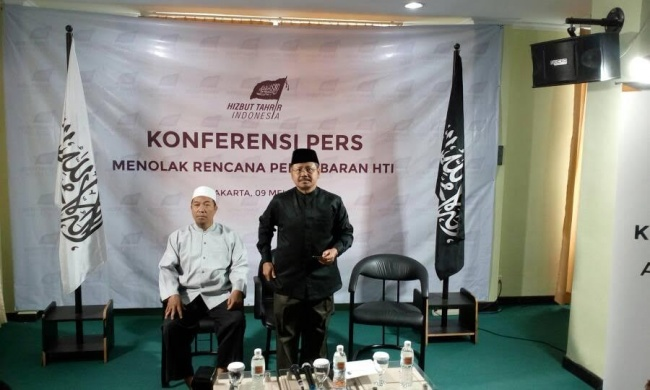We Will Prepare Legal Battle: Hizbut Tahrir Indonesia