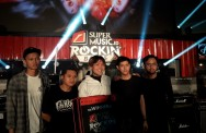 Gho$$, Band Asal Jakarta Juara SuperMusic Rockin Battle