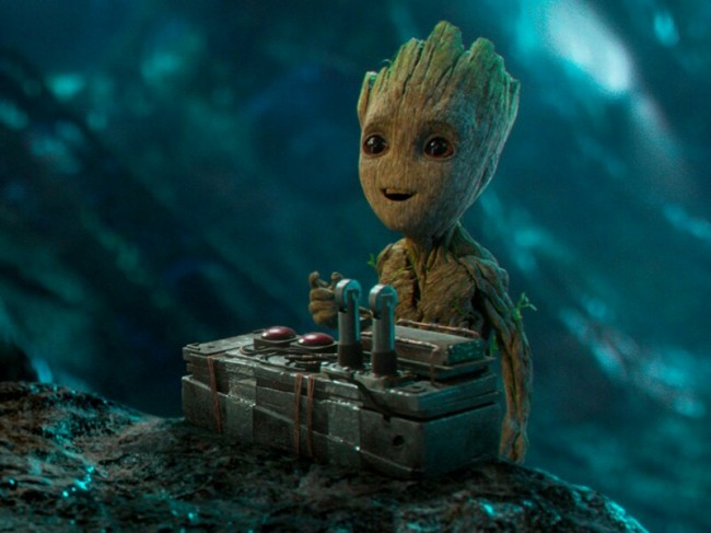 Begini Konsep Visual Bayi Groot Guardians of the Galaxy Vol. 2