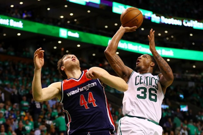 Gebuk Wizards, Boston Celtics Unggul 3-2