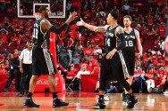 San Antonio Spurs ke Final Wilayah Barat