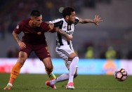 Data & Fakta Usai AS Roma Bungkam Juventus