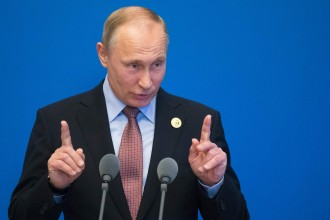 Putin Says Russia Has Nothing to Do With Cyberattack