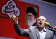 Conservative Ghalibaf Withdraws from Iran Election