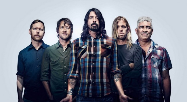 Foo Fighters Sambangi Asia Tenggara