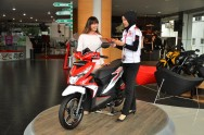 Distribusi Motor Januari-April 2017 Nyaris Sentuh 2 Juta Unit