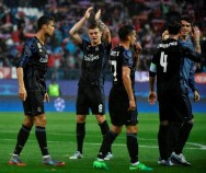 Real Madrid Makin Buas di Kandang Lawan