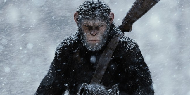 Trailer Terakhir War for the Planet of the Apes Dirilis