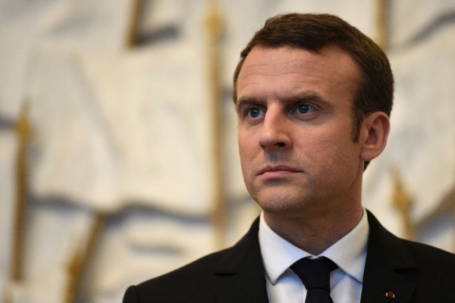 Macron's New Centrist Party Stretches Lead, Survey Shows