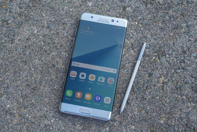 Samsung Galaxy Note 7 Rekondisi Namanya Galaxy Note FE