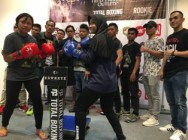 112 Petarung ikuti Kejuaraan Rookie Fight Total Boxing
