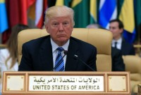 Trump Calls for International Isolation of Iran