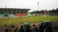 Debut Williyando Antar PSMS Medan Tundukkan PS Timah Babel