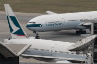 Cathay Pacific Pecat 600 Staf