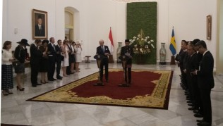 Indonesia, Sweden Sign Three Agreements
