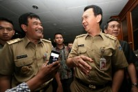 Ahok Submits Resignation Letter