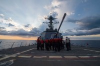 China Condemns US After warship Sails Near South China Sea Reef