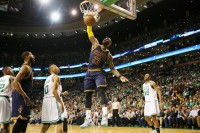 Tekuk Celtics, Cavaliers Tantang Warriors di Final NBA