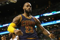 Cavs ke Final, LeBron James Pecahkan Rekor Michael Jordan