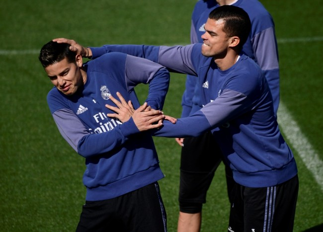 <i>Duo</i> Real Madrid Berpeluang Gabung Inter