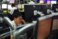 Asian Markets Brush Off North Korean Missile Launch