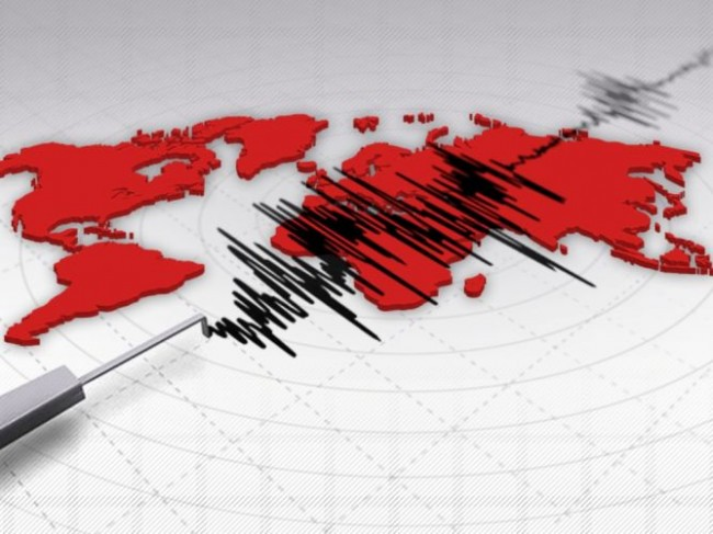 6.6 Magnitude Quake Hits Central Sulawesi
