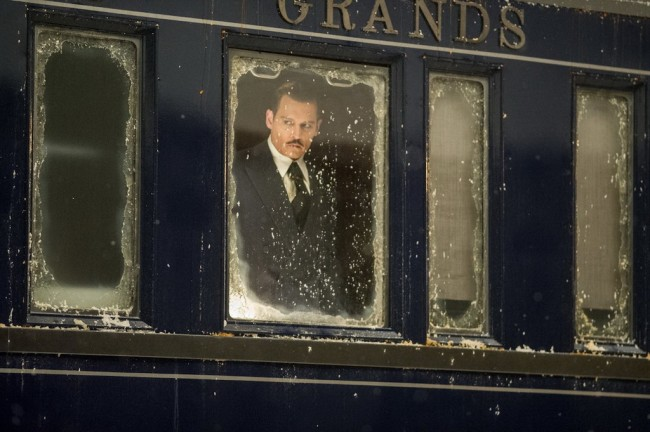 Trailer Murder on the Orient Express Dirilis