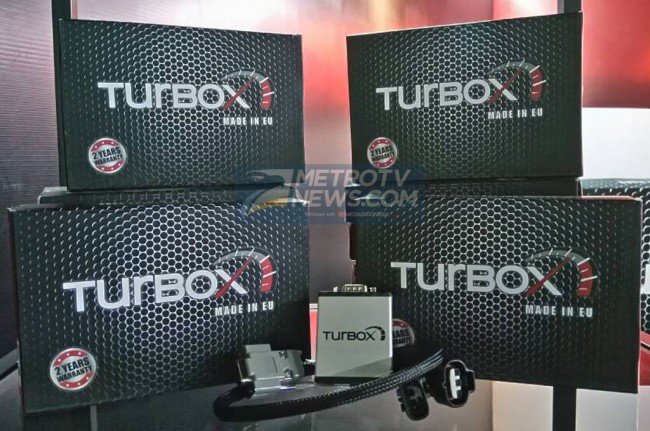 Turbox, Supplemen Penambah Tenaga Mobil Bermesin Turbo