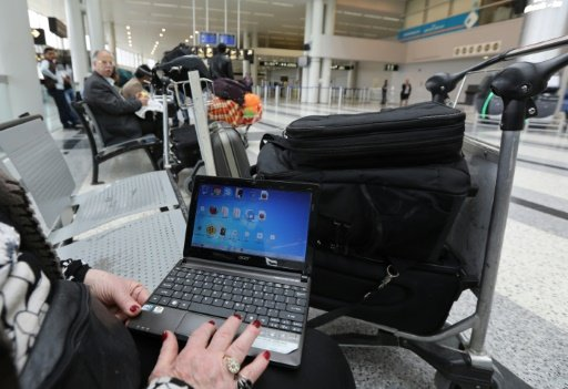 Laptop Ban Hot Topic As Airlines Meet in Cancun
