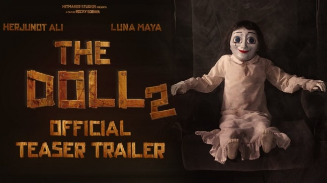 Trailer Film The Doll 2 Dirilis