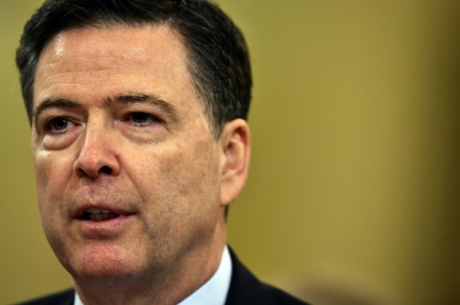 US Holds Breath for High-Stakes Comey Hearing
