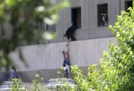 IS Claims Coordinated Attacks in Tehran, 12 Dead