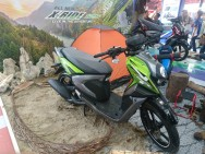 Yamaha 'Pede' Jualan All New X-Ride 10 Ribu Unit Per Bulan