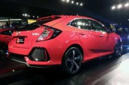 Honda Civic Hatchback Turbo Buka Segmen Baru