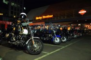 Sambut Ramadhan, HOG Jakarta Chapter Gelar Night Riding