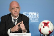 Xi to Meet FIFA Boss As China Harbours World Cup Ambition