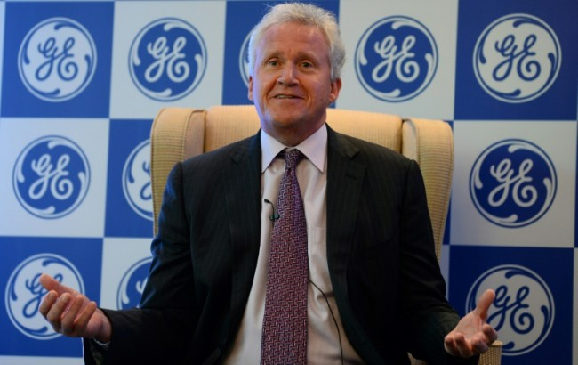 General Electric Announces Retirement of CEO Jeff Immelt