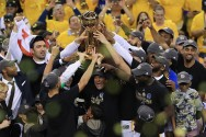 Golden State Warriors Juara NBA 2017