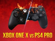 Infografik: Xbox One X vs PS4 Pro