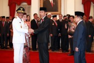 Djarot Officially Inaugurated As Jakarta Governor